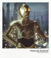 Polaroid Android by OliverJules