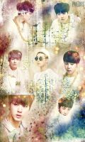 BANGTAN SONYEONDAN - BACKGROUND by KateW49