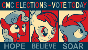 VOTE CMC Wallpaper by Aethon056