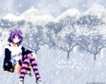 Mizore Ice Queen by Ossukaru