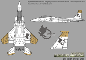 F-15C UPEO Special Paintscheme by Stealthflanker