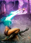 ULTRAVIOLET - LAST STAND by isikol