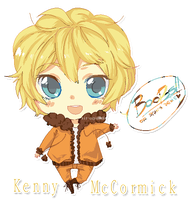 Kenny McCormick by Sir-Cupid