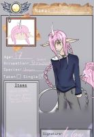 New Tai Grey, Application Form. by prince-jern-la-derp