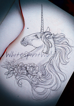 .: Rose Symphony :. by WhiteSpiritWolf