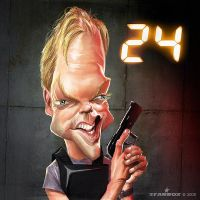 jack bauer by AnthonyGeoffroy