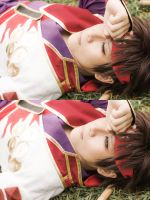 SW4 - Sanada Yukimura by roadscream