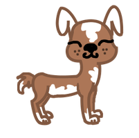 LPS OC- Maxwell the boxer by LittleSnowyOwl