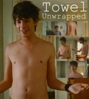 Towel Unwrapped by Cool-And-Creative