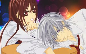 Yuki x Zero: Vampire Knight by Night130