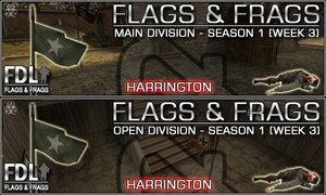 Flags And Frags - FDL S1 Wk3 by JukEboXAuDiO