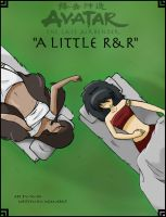 ATLA: A Little RnR - Cover Art by blahhOC
