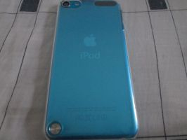 iPod Touch 5th Generation (Blue) by guitargirl2456