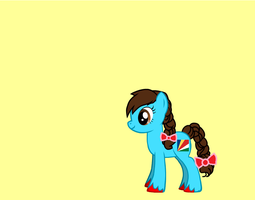 Seychelles as a pony by nogirl70