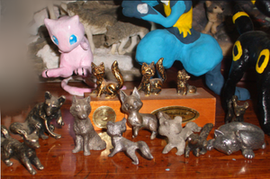 Metal Fox Collection by VengefulSpirits