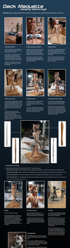 Dack Maquette Walkthrough by chemb0t
