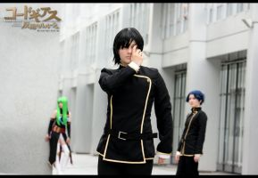 Lelouch - at your command by chiisaiSaku