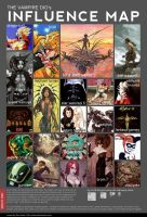Dio Influence Map Meme by thevampiredio