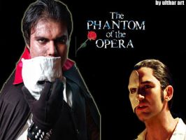 Phantom of the Opera by FX-Moonster