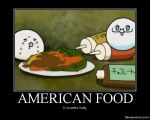 American Food by yunira-chan