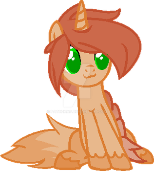 Peachy Keen - Art Trade by PatchHap