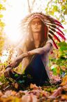 Indian summer by Sybil-m