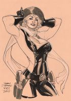 Jessie from Contract NYCC 2010 by TerryDodson