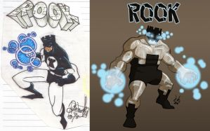Rook 1995-2011 by DBed