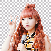 PNG Yoonjo by piibubble141
