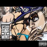 ' Uptown State of Mind ' album cover by EJ2letters