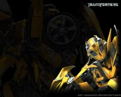 Bumblebee Wallpaper by not-assassin
