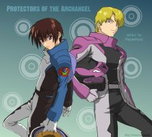 GS:Protectors of the Archangel by MapleRose