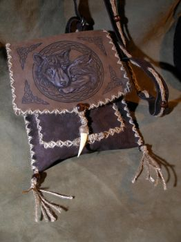 Wolf Hand bag by morgenland