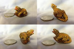 Bitholet - lizard statue by SonsationalCreations