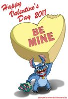 Happy Valentines Day 2011 by DustinEvans