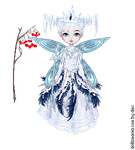 Doll-Snow Queen by divinerogue1991