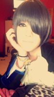 ciel makeup/ wig by funimation1