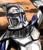 Captain Rex by DarthMater