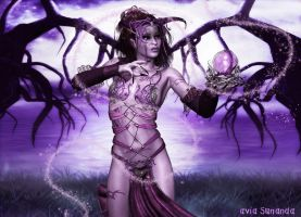 Dark Mistress by Avia-Sunanda