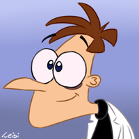 Cute Doofenshmirtz by Leibi97