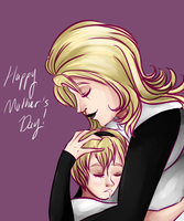 happy mother's day by spectralVisionary