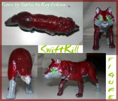 Swiftkill Figure to Kay by SophieReicher