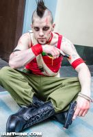 The Definition of Insanity - Vaas Cosplay 2014 by ZombieTits