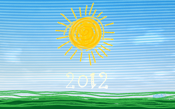 2012th Sun of New Hope by nafSadh