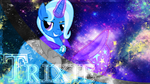 Trixie Wallpaper by Chadbeats