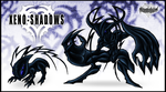 Xeno-Shadows - Heartless by Mark-MrHiDE-Patten