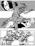 Yet Another Scrapped Manga Page by GarthTheDestroyer