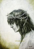 Christ who is at now by NikiAndo