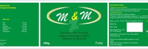 M and M Label by mskumar