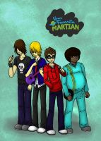 Your Favorite Martian by Draw-out-loud